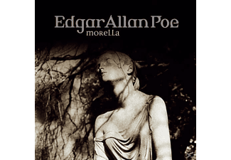 Edgar Allan Poe Teil 33: Morella - 1 CD - Horror