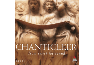 Chanticleer - How Sweet The Sound [CD]
