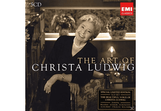 Christa Ludwig - The Art Of Christa Ludwig - (CD)