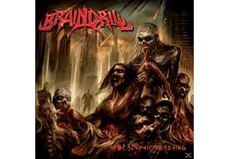 Braindrill - Apocalyptic Feasting - (CD)