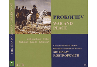VARIOUS - War And Peace - (CD)