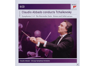 Claudio Abbado - Claudio Abbado Conducts Tchaikowsky - (CD)