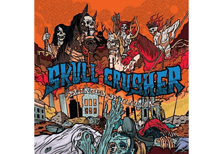 Skullcrusher - Blinded By Illusion - (Vinyl)