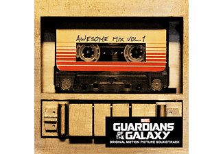 VARIOUS - Guardians Of The Galaxy : Awesome Mix Vol. 1 [CD]