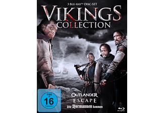 Vikings Collection - Die Wikinger kommen [Blu-ray]