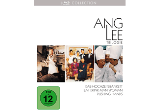 Ang Lee Collection - (Blu-ray)