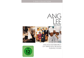 Ang Lee Collection - (DVD)