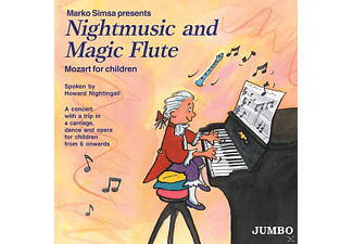 - Nightmusic & Magic Flute - (CD)