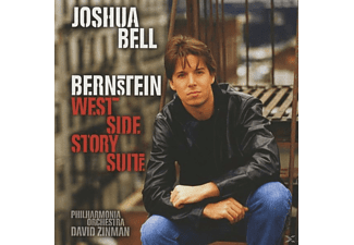 Joshua Bell - West Side Story Suiten - (CD)