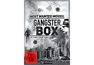 Gangster Box - (DVD)