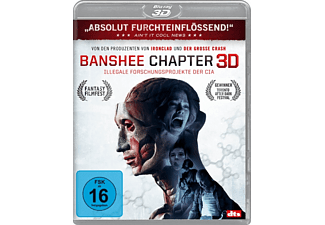 Banshee Chapter - Illegale Experimente der CIA [3D Blu-ray]