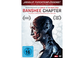 Banshee Chapter - Illegale Experimente der CIA - (DVD)