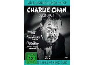 Charlie Chan Collection - Teil 3 - (DVD)