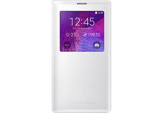SAMSUNG S-view Cover Galaxy Note 4 - Vit