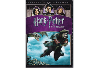Harry Potter és a tűz serlege (DVD)