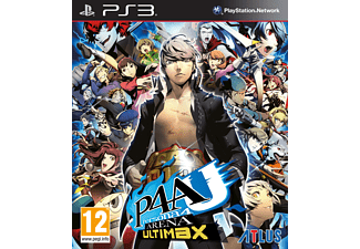 Persona 4 - Arena Ultimax PS3