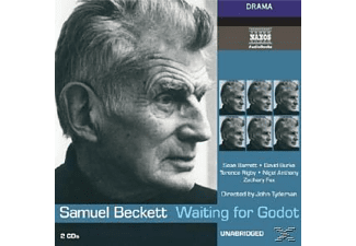 Waiting For Godot - 2 CD - Literatur/Klassiker