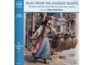TALES FROM THE ARABIAN NIGHTS - 2 CD -