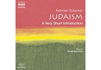 JUDAISM-A VERY SHORT INTROD. - 3 CD - Hörbuch