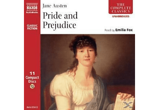 PRIDE AND PREJUDICE - 11 CD -