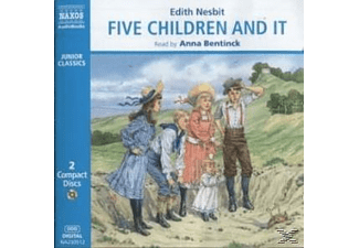 FIVE CHILDREN AND IT - 2 CD - Kinder/Jugend