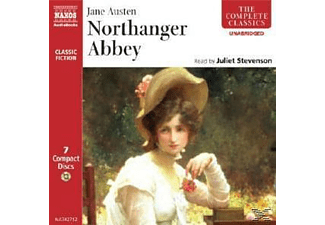 NORTHANGER ABBEY - 7 CD -