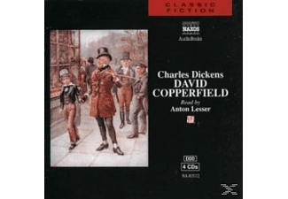 DAVID COPPERFIELD - 4 CD - Literatur/Klassiker