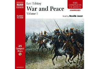 WAR AND PEACE 1 - 25 CD -