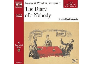 THE DIARY OF A NOBODY - 4 CD -