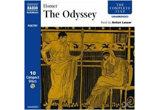 THE ODYDSSEY - 10 CD -