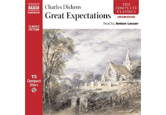 GREAT EXPECTATIONS - 15 CD -