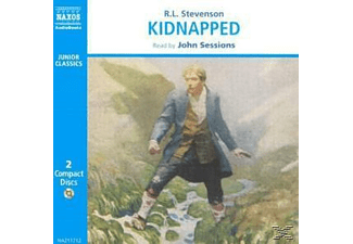 KIDNAPPED - 2 CD - Kinder/Jugend