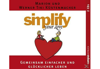 Simplify your love - 2 CD - Hörbuch