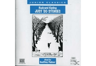 JUST SO STORIES - 3 CD - Kinder/Jugend