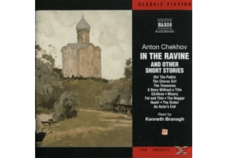 IN THE RAVINE AND OTHER SHORT - 3 CD -