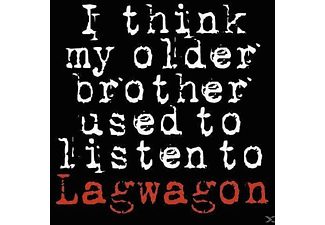Lagwagon - I Think My Older Brother Used To Listen. [Vinyl]