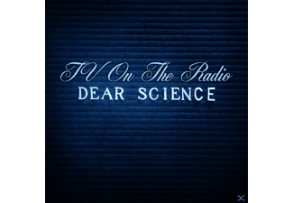 TV On The Radio - Dear Science - (Vinyl)