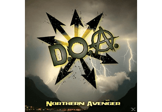 D.O.A. - Northern Avenger - (CD)