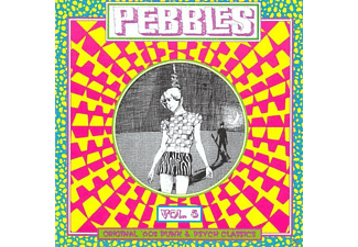 VARIOUS - Pebbles Vol.5 - (Vinyl)