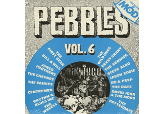 VARIOUS - Pebbles Vol.6 - (Vinyl)