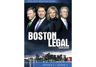 Boston Legal - Seizoen 4 | DVD