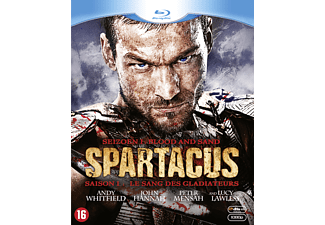 Spartacus - Seizoen 1: Blood And Sand | Blu-ray