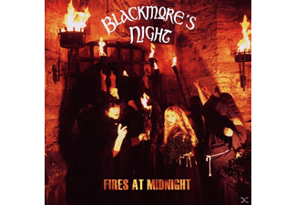 Blackmore's Night - Fires At Midnight - (CD)