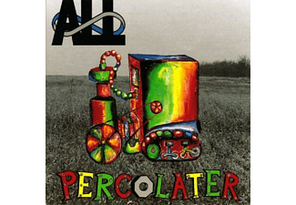 All - Percolater - (CD)