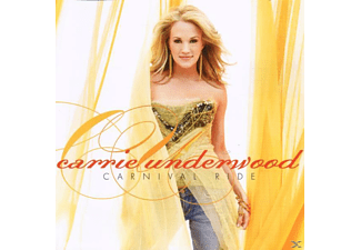 Carrie Underwood - CARNIVAL RIDE - (CD)