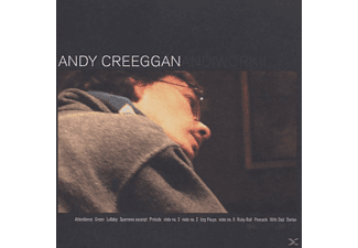 Andy Creeggan - And Work - (CD)