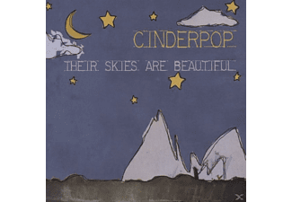 Cinderpop - Their skies are beautiful - (CD)