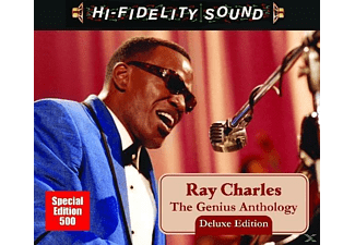Ray Charles - Genius Anthology (Deluxe Edition) - (CD)