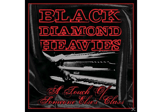 Black Diamond Heavies - A Touch Of Someone Else's Class [Vinyl]