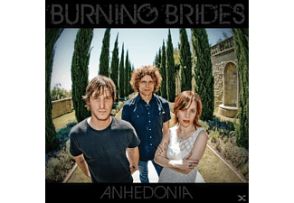 Burning Brides - Anhedonia - (CD)